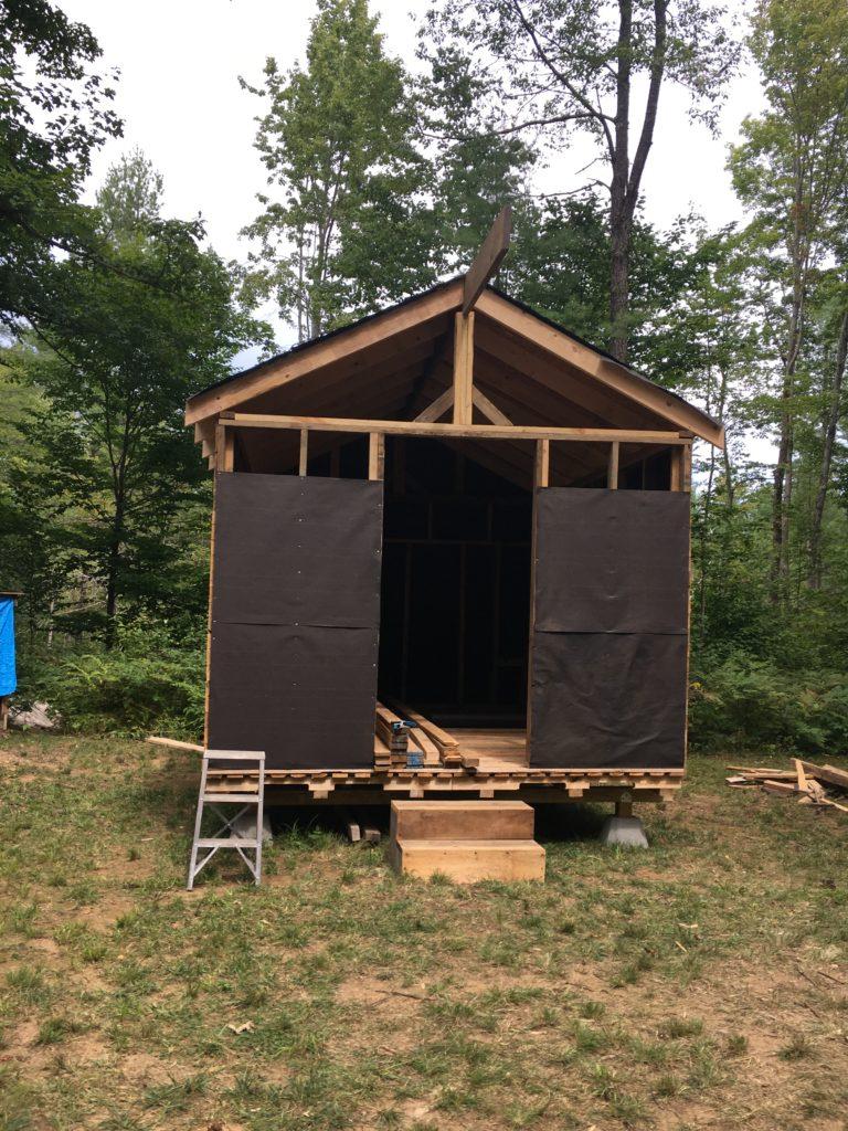 Free Pallet Cabin