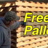 Find FREE Pallets in your area!!