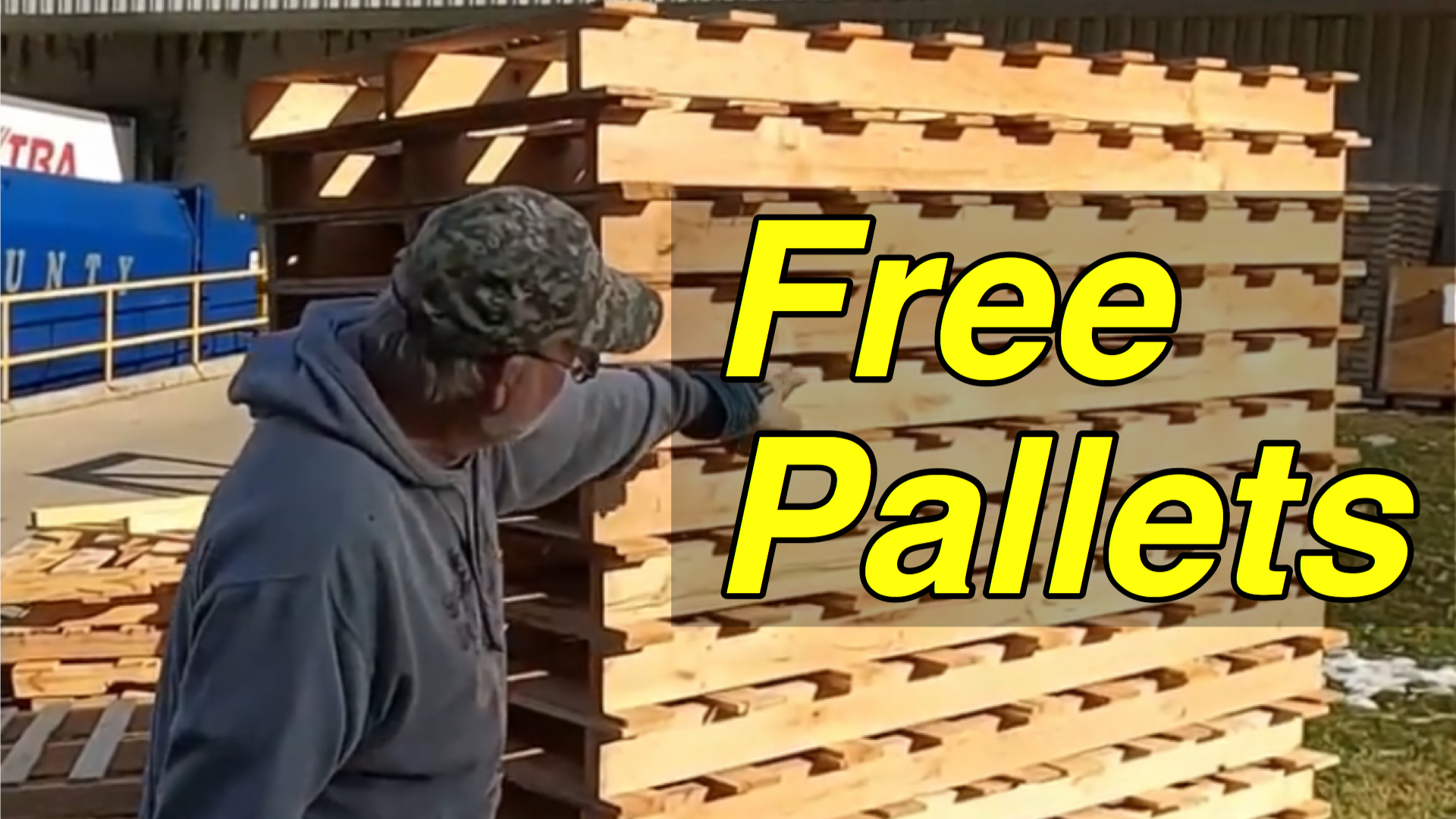 Find FREE Pallets in your area!! - Pallet Hobby
