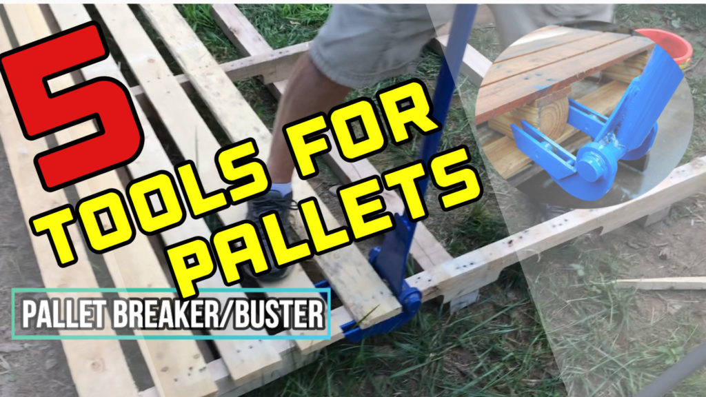Tools for working with Pallets